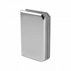 Ozone Chrome Polished Wall to Glass Bracket (OSH-5...