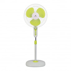 Havells Gatik Pedestal Fan- 400 mm (Green White)