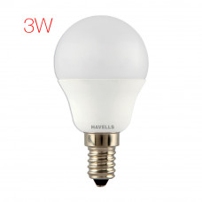 Havells Adore LED Ball Lamp 3 W E14 CDL