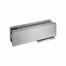 Ozone Hydraulic Bottom Patch for Glass Doors - (25...