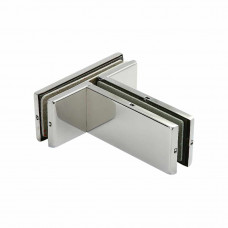 Ozone Double Glass Connector with Fin Fitting Insi...