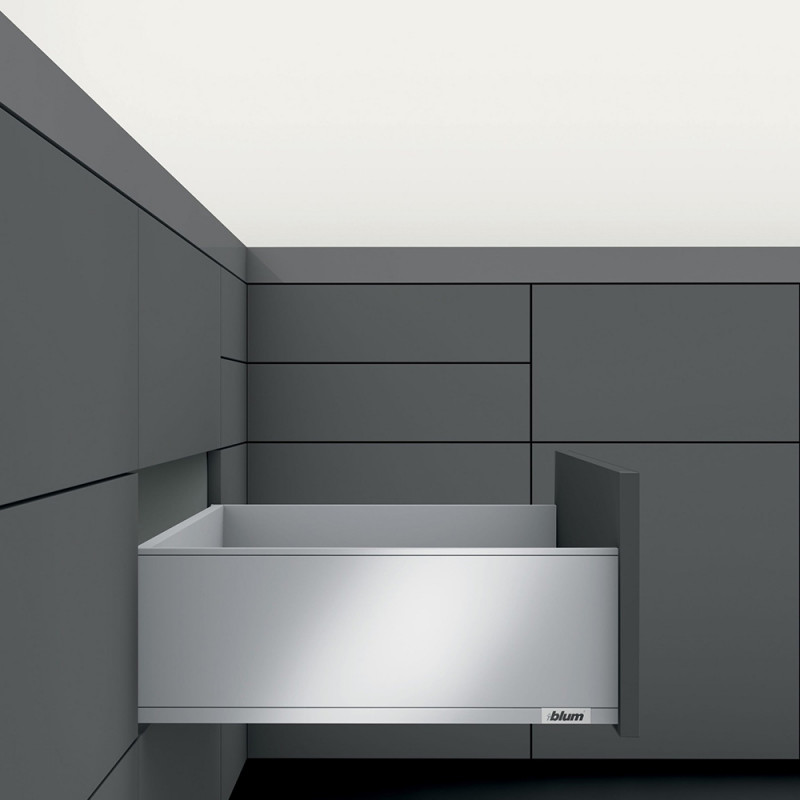 Blum Legrabox Pure C-Height Standard Drawers Orion Grey Matt (550.57.590)