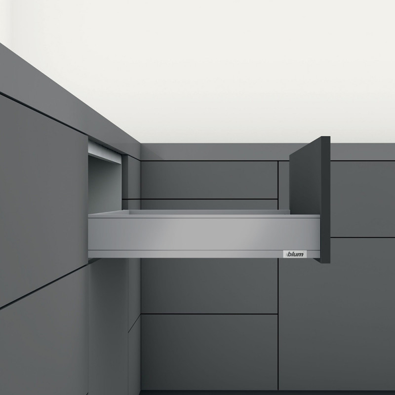 Blum Legrabox Pure M-Height Inner Drawers Stainless Steel (550.56.142)