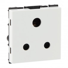 Havells 6 A 5 Pin Shuttered Socket (AHFKPXW065)