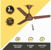 Atomberg Efficio 3 Blade Ceiling Fan With Remote C...