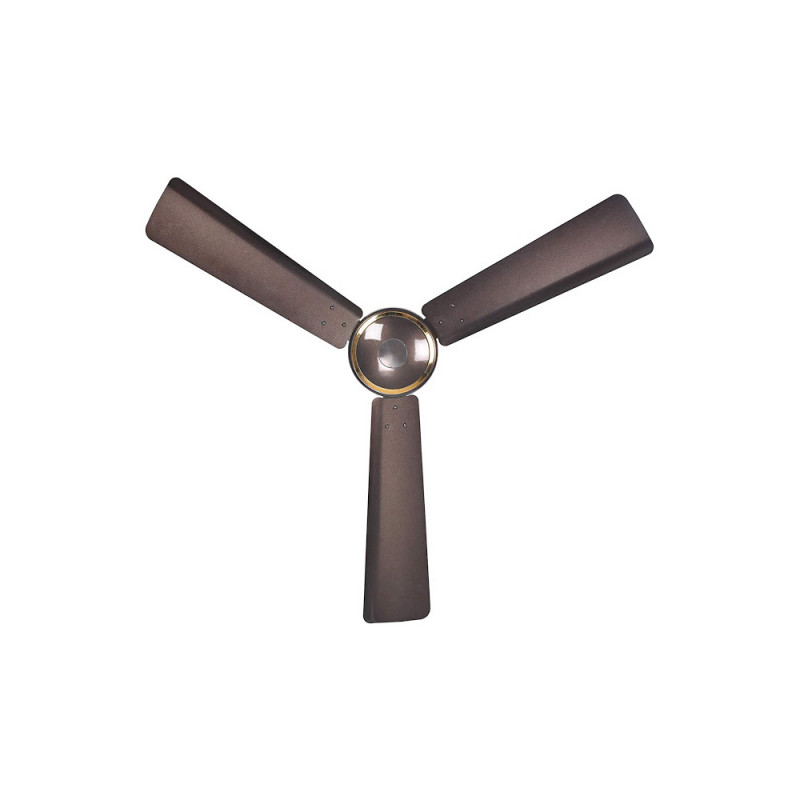 Atomberg Studio Ceiling Fan With Remote Control and BLDC Motor, 1200mm (Earth Brown)