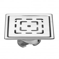 Kich SS 304 Floor Drain - Type - Auto Closed Size:...