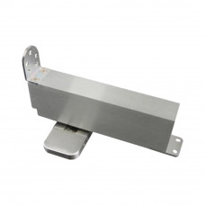 Ozone Hydraulic Patch Fitting Wooden Door Closer