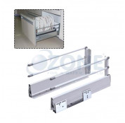 Ozone Ergotec Drawer System With Double Rails - (1...