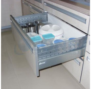 Ozone Ergotec Drawer System With Metal Side Suppor...