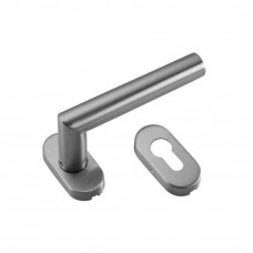 Ozone Inox Series Lever Handle For Narrow Style Do...