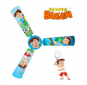 Usha Chhota Bheem Sports Kids Ceiling Fan with Rem...