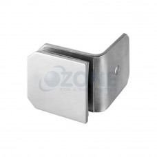 Ozone Wall to Glass Connector 90° (OGC-4A), PSS