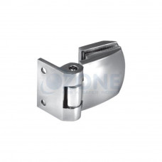 Ozone Wall to Glass Hinge for 6mm/8mm Glass, Satin...