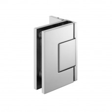 Ozone Wall To Glass off-set Hinge with Cover Plate