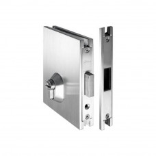 Ozone Glass Door Lock With Dead Bolt & Strike ...