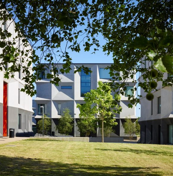 AHMM's Burntwood School wins the 2015 Stirling Prize