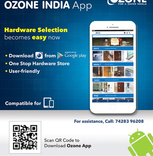 Ozone Launches New App