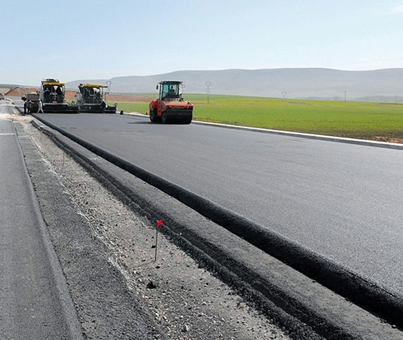 What are the different kinds of Asphalt Concrete?
