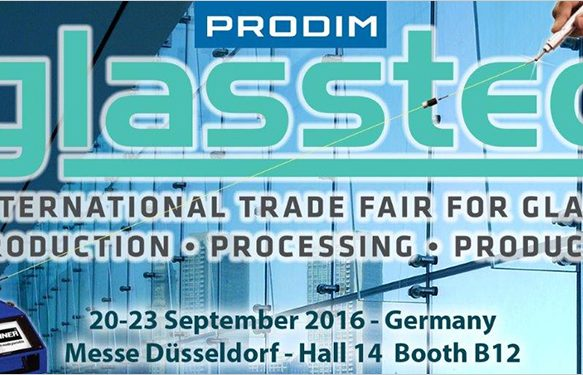 GLASSTEC 2016 GENERATES IMPORTANT IMPULSES: GOOD ATMOSPHERE AND SOLID INVESTMENT CLIMATE