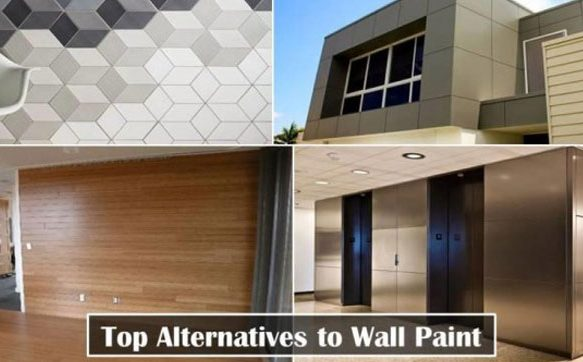 Alternatives to Wall Paint – Give Your Wall A Modern Look