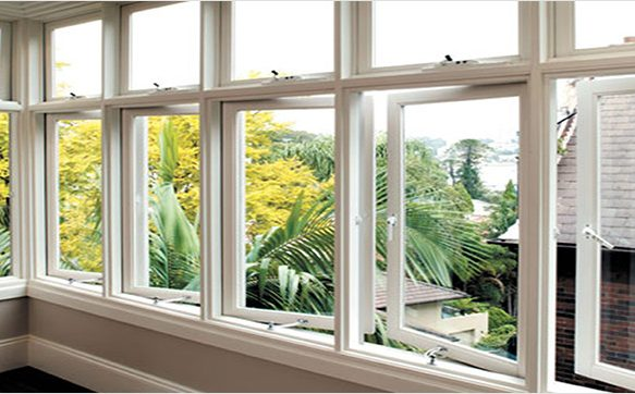 Type of casement windows