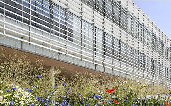 AGC Glass Europe's Sustainable Solutions