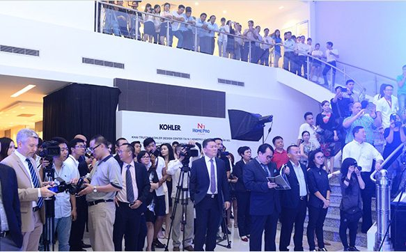 Kohler Experience Center Opens its first branch in New Delhi