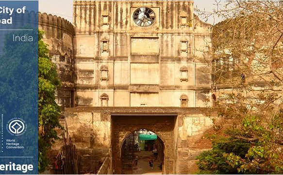Ahmedabad declared as UNESCO's World Heritage City; first in the country