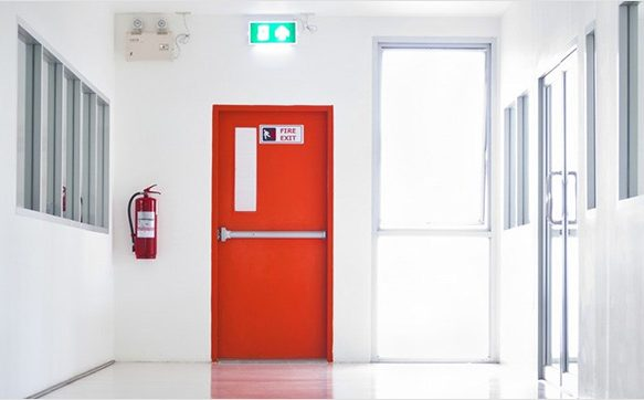 Fire door market to see an increase in growth