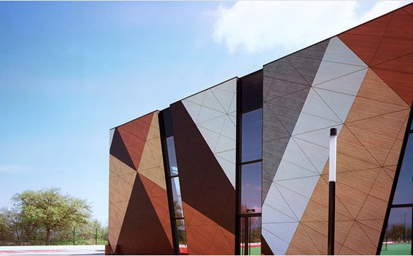 Trespa's new Range of HPL Facade Panels