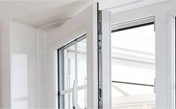 Installation of UPVC Windows and UPVC Doors