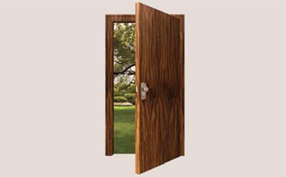 Century Ply to Setup a Door Unit