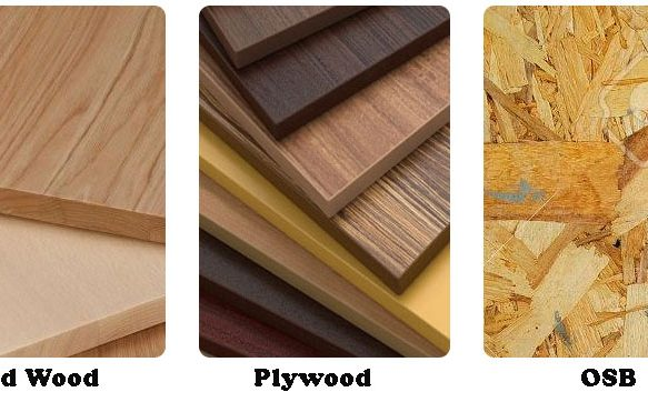 Solid Wood vs Plywood vs OSB for Kitchen Cabinets
