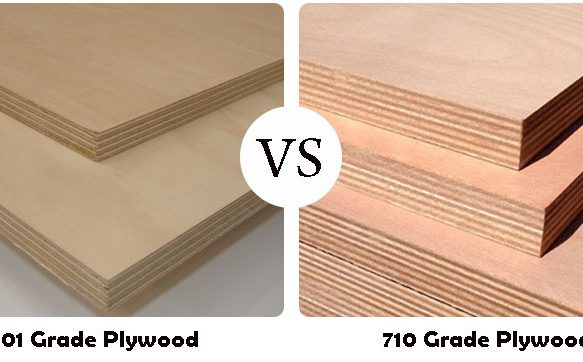 Difference Between 303 and 710 Grade Plywood