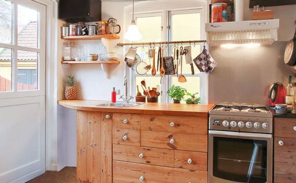 Top 12 Space Saving Ideas for a Small Kitchen