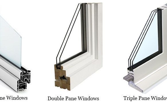Single Pane vs Double Pane vs Triple Pane Windows Energy Savings