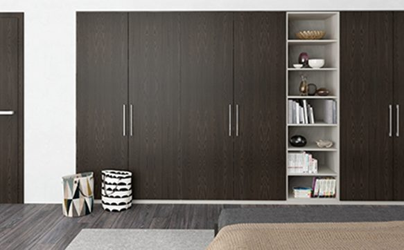 Standard Wardrobe Cabinet Size, Dimensions in India