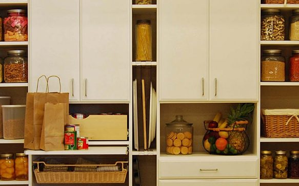 8 Space Saving Pantry Solutions for Small Kitchen