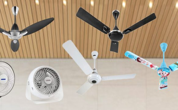 6 Different Types of Fans That Can Help Get Some Respite from the Heat
