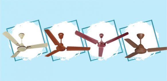 What are the Best Ceiling Fan Brands in India?