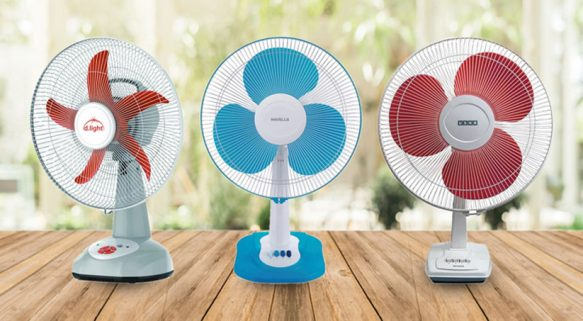 Best High-Speed Table Fan Brands in India
