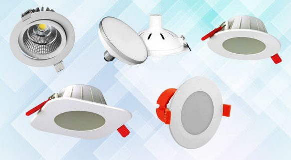 6 Different Types of LED Downlights