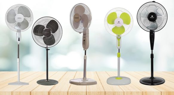 Different Types of Pedestal Fans and Their Uses For Home