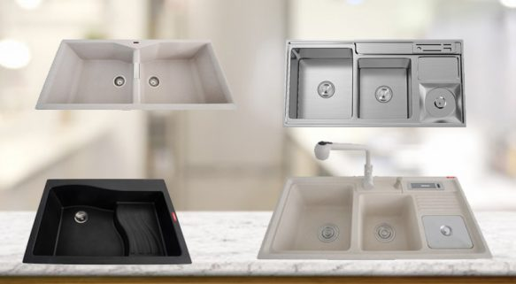 Get the Perfect Kitchen Sink for Your Home After Reading This Size Guide!