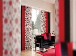 Panel Window  Blinds by Design & Décor