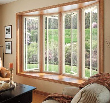 wooden window awning designs