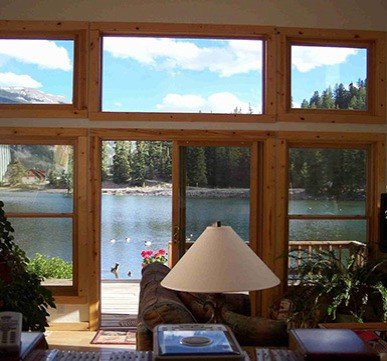 sliding wooden window design