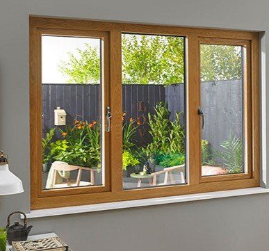 wooden window design with glass  wooden door and window design