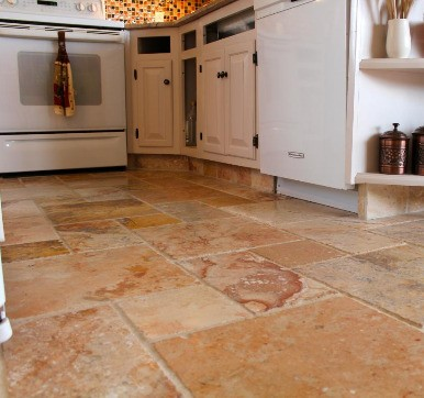 Natural Stone Kitchen Flooring Tiles